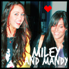 The Miley And Mandy Show