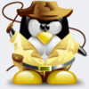 indiana jones penguin