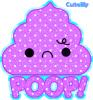 Purple Poop