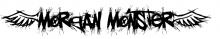 Morgan Monster Sign