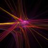 Neon Burst -Background