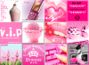 Pink Collage