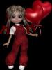 Cute Red Girl