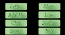 Green Contact Table Buttons