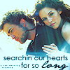 searching for our hearts ♥