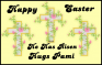 Happy Easter - Pami - spring