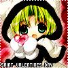 valentine anime