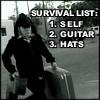 Patrick's survival list