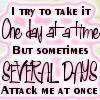 Several Days
