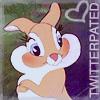 Disney's Bambi = Twitterpated