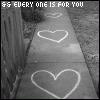 every heart is for you