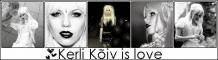 kerli köiv is love