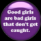 girls button