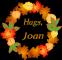 Autumn Wreath - Hugs, Joan