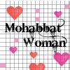 Mohabbat Woman